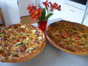 Pretty Pizzas