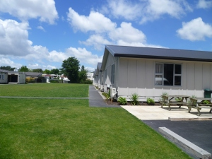 Temporary classrooms