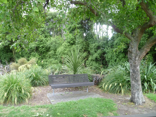 Plynlimon Park, Christchurch, is no Mountain
