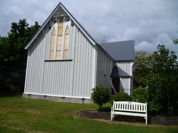 St Saviour's Chapel Waiting