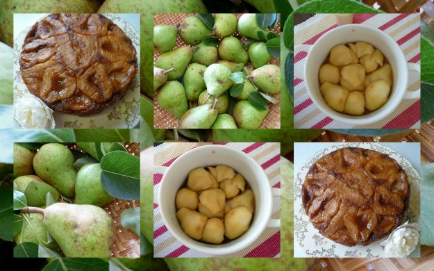 Pears without peach and plum