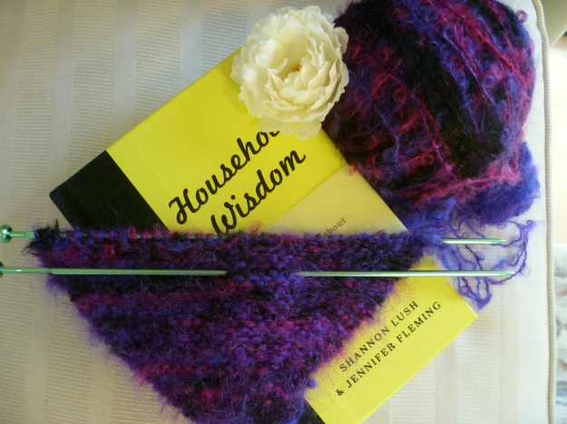Knitting and Wisdom