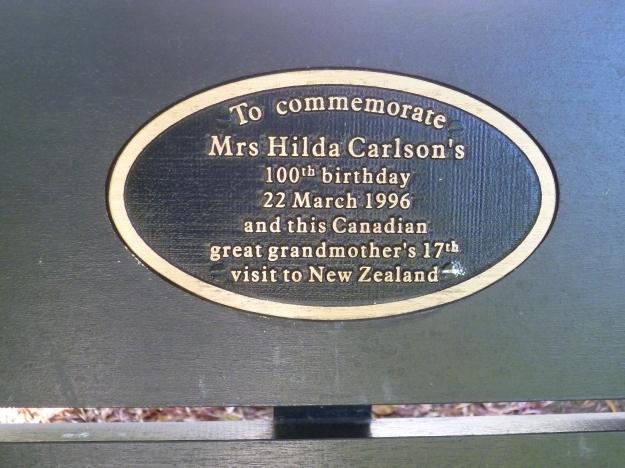 Hilda's place