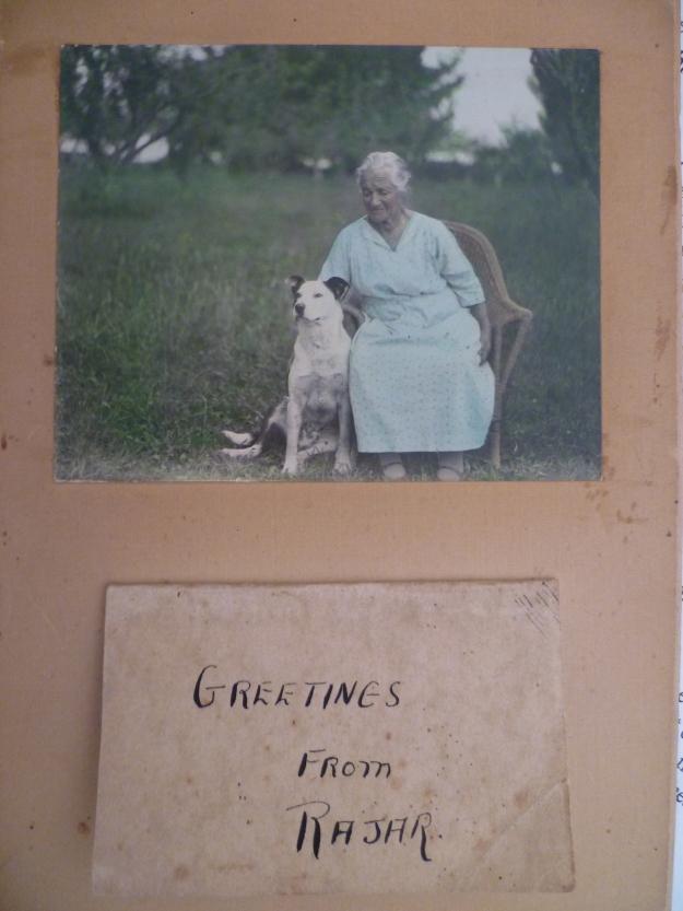 Harewood Grandmother 1935
