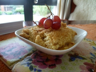 Perfect Fruit Crumble