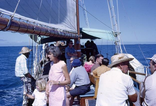 On the Seaspray to Qalito Island