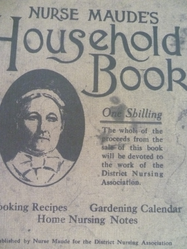 Nurse Maude's Household Book