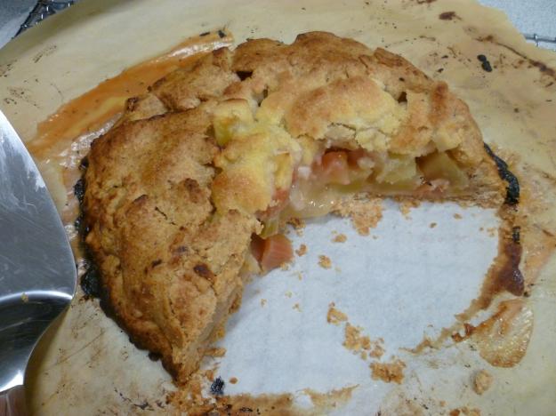 Free-Form Pie