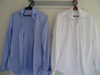 Handsome shirts ( Mother will not iron!)