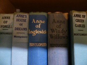 All our Anne Books