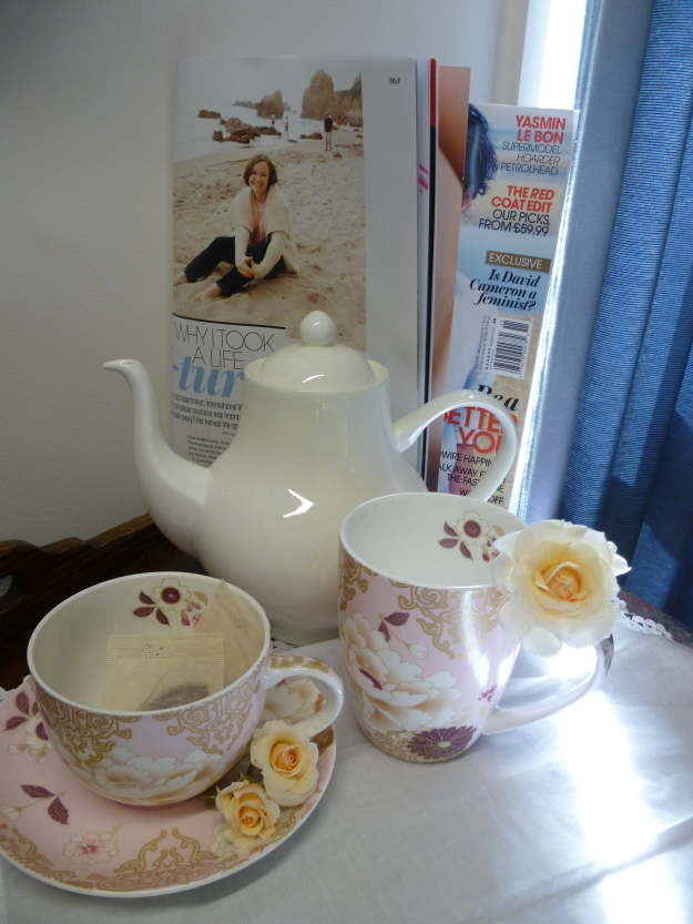 Tea Tray for Sophia
