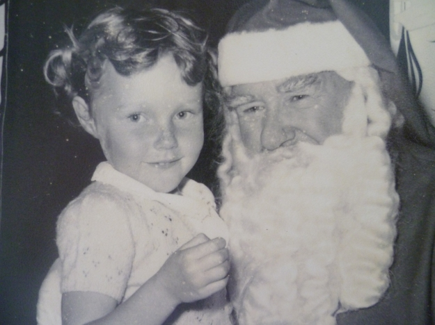 Sixties Santa and Sixties Me ?