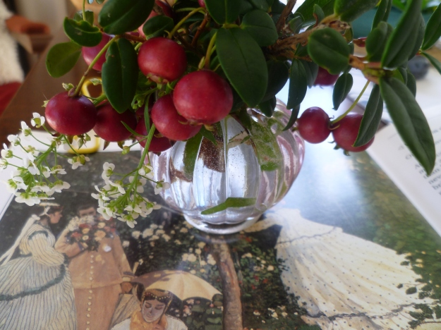 Monet and Chilean Guava