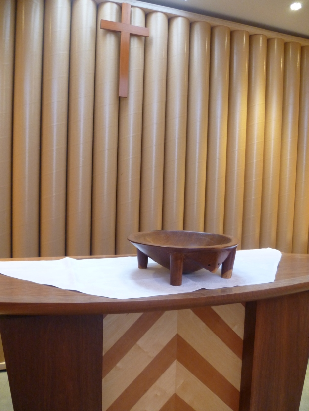 Pacific Chapel, Cardboard Cathedral.