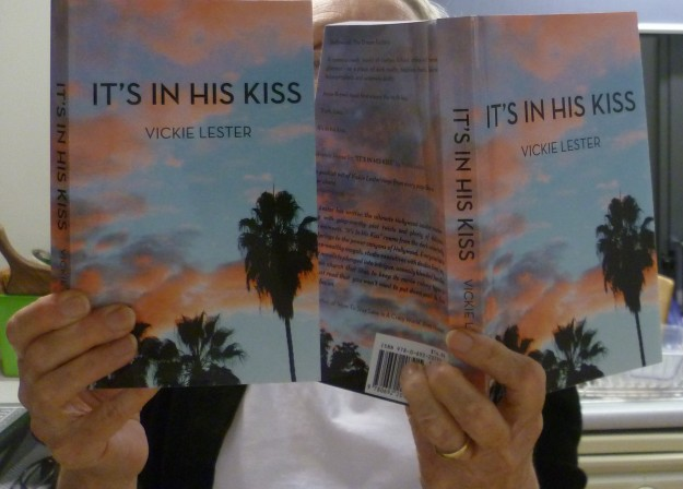 One for each handhttps://silkannthreades.wordpress.com/2014/06/27/its-in-his-kiss/ It's In His Kiss by Vickie Lester