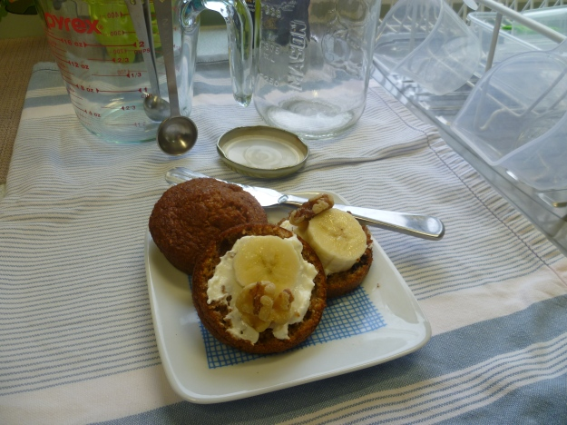 Muffins for Sustenance