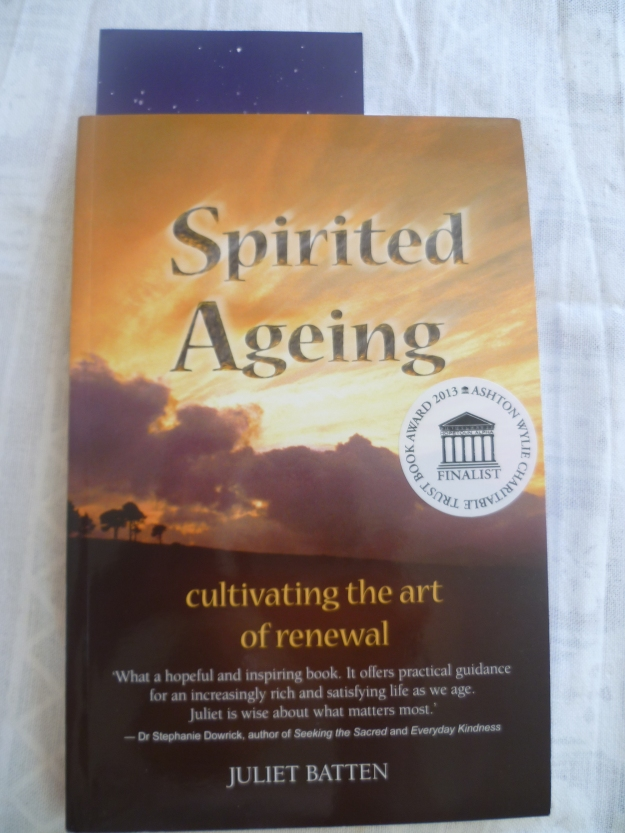 Spirited Ageing by Juliet Batten http://silkannthreades.wordpress.com/2014/01/15/3902/  Spirited Ageing