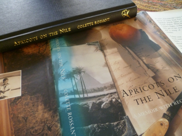 Apricots on the Nile by Colette Rossant