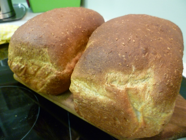 Plain yogurt bread