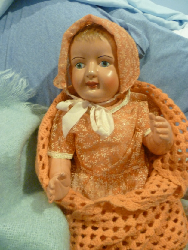 Sadie Rosemary, safely home, yet again