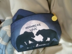 Moonbear Love; my ethical giveaway gift from Miss Marzipan