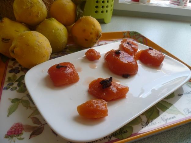 Celestial festive quinces in honour of Matariki