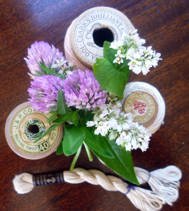 Lister's knitting silk, reels and cotton
